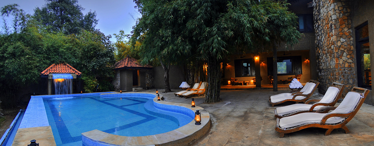 Kings Lodge in Bandhavgarh