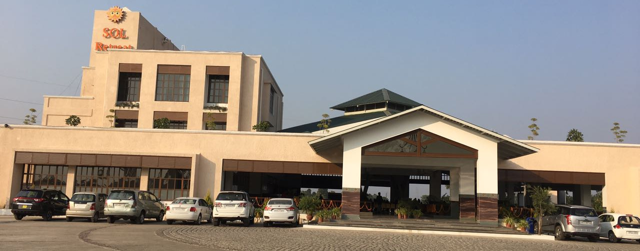 SOL Retreat at Bhopal Indore Highway